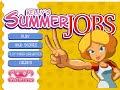 Kelly's Summer Jobs games for kids gry dla dzieci