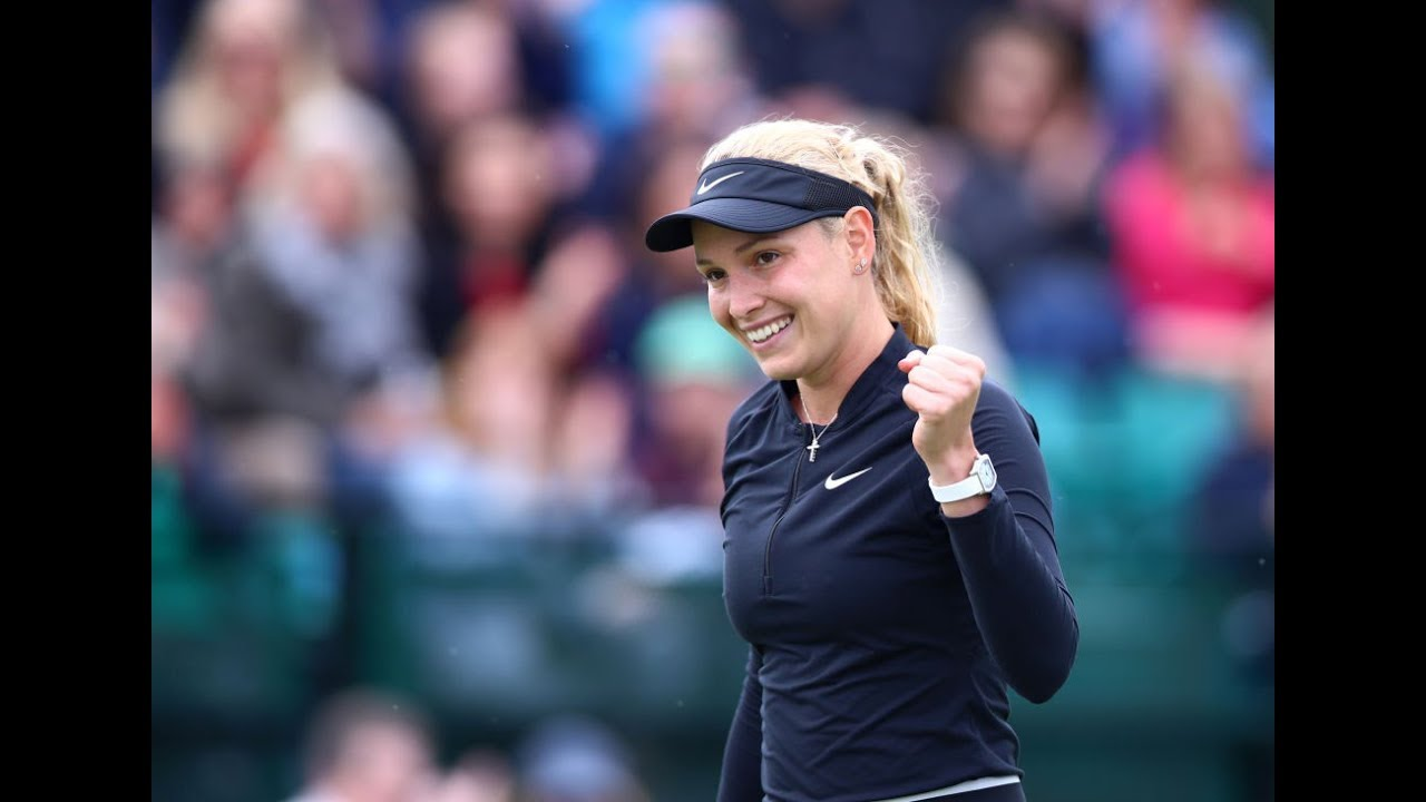 Donna Vekic | 2019 Nottingham Open Semifinals | Shot of the Day