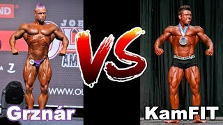 Filip Grznar vs KamFIT