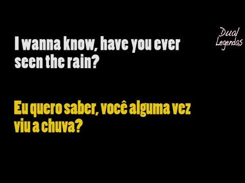 Creedence Clearwater Revival - Have You Ever Seen the Rain 200