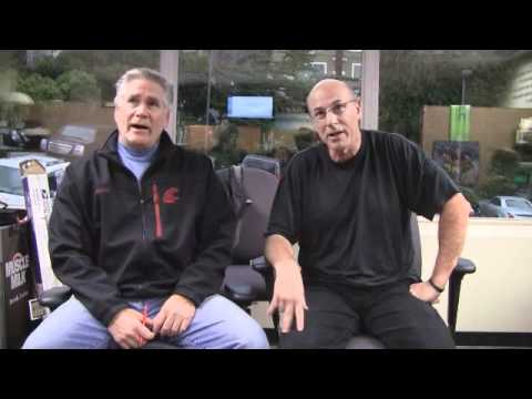 Kevin Calabro Show Warm Up -- 12-15-11