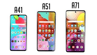 Samsung Galaxy A41 vs. A51 vs. A71 - Die wichtigsten Unterschiede & Kaufberatung (Deutsch)   SwagTab cмотреть видео онлайн бесплатно в высоком качестве - HDVIDEO