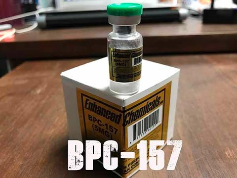 "BPC-157 : ""Body Protecting Compound"" 