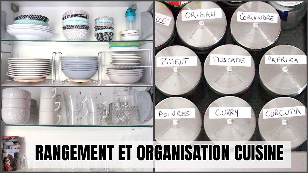 Kitchen Tour: Rangement et Organisation Cuisine....⎢Room Tour