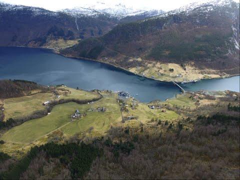 Norwegian fjords, Osland Sognefjorden