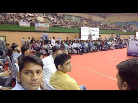 Dr. Vivak Bindra Indira Gandhi stadium, New Delhi  Bounce back Program