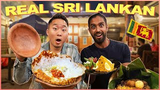 SRI LANKAN FOOD is the GEM of SOUTH ASIA! Must Try