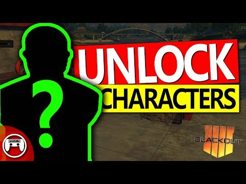 Blackout Characters Unlock - How to Unlock Blackout Characters