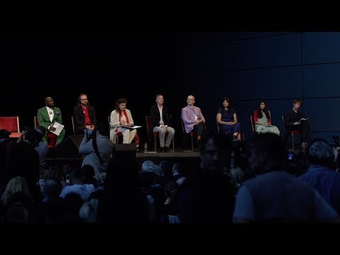 No Comment - documenta 14 Eröffnung - Pressekonferenz