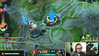 LoL   5 Darius vs 5 Malphite   Türkçe Oynanış Video