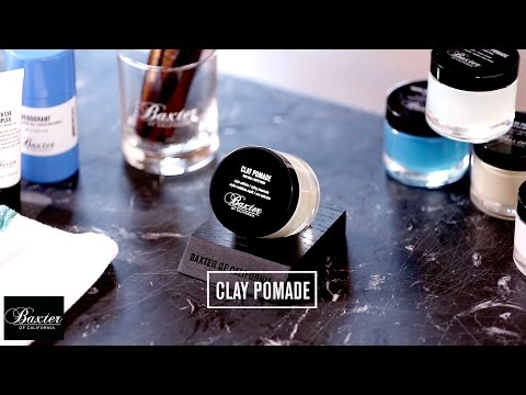Clay Pomade - Baxter Of California
