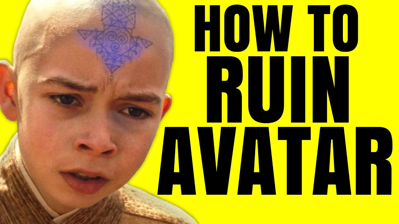 Download The Last Airbender: The Ultimate Trainwreck