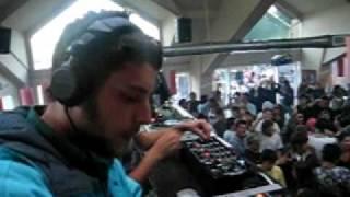 djs chairaman -  nico cano -dintun @ Punto Base [1-1-08]
