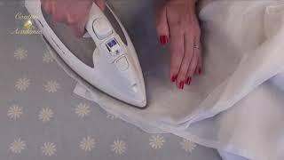 Réparer un tissu déchiré : lin, voilage, velours  et le cuir😉📍👍