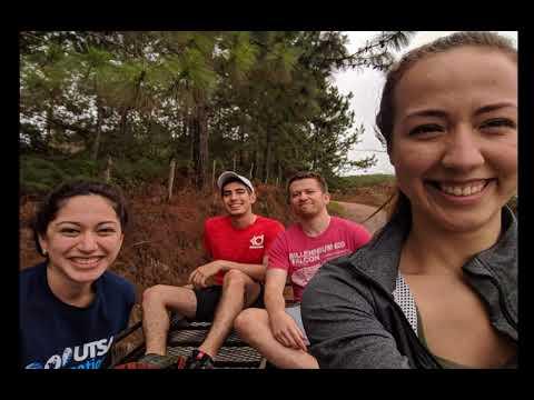 UTSA Investment Society Costa Rica Trip, December 2017-January 2018