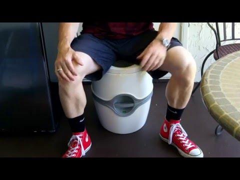 Ozark Trail Portable Toilet Review Funnycat Tv
