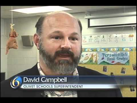 Flu Outbreak Closes Olivet School