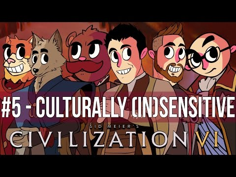 WORLD WAR NLSS #5 - CULTURALLY (IN)SENSITIVE [Civilization V