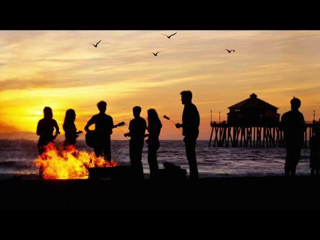 Summer Bonfire Dance - by Roberto Manzoli