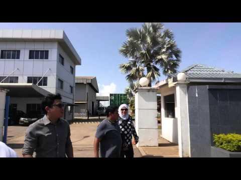 Charter Fine's Kuantan Oil Terminal Trip