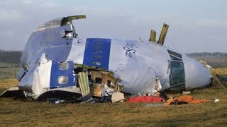 Pan Am Flight 103 Re-creation