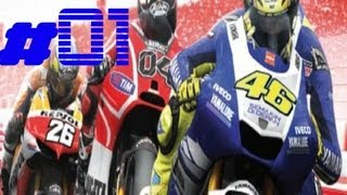 MotoGP 13 PC - Gameplay ITA - Primi minuti di gioco - Let
