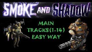 War Commander : Operation: Smoke And Shadow Main tracks (1-14) Eay Way..