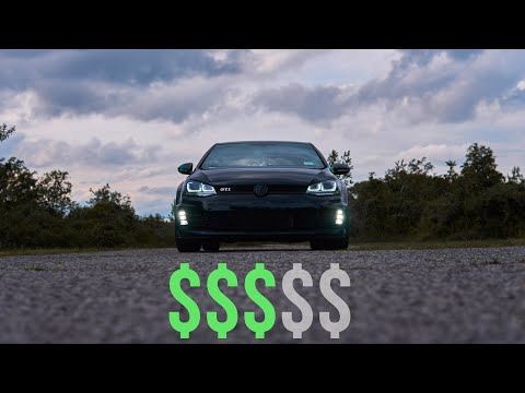 BEST VW MK7 GTI Mods $100 - $500