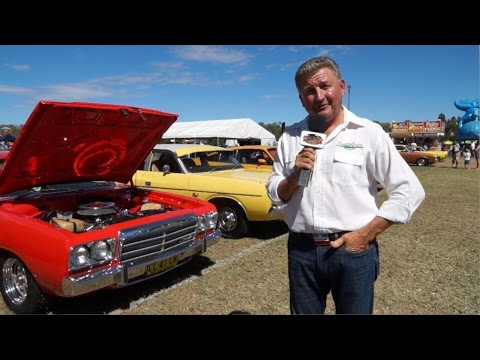 2017 Chryslers on the Murray : Classic Restos Series 34