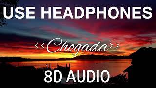 Chogada (8D AUDIO) | Loveratri | Aayush Sharma | Warina Hussain | Darshan Raval, Lijo-DJ Chetas