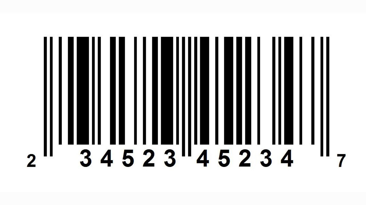 An EAN barcode (originally European Article Number, but now renamed International Article Number even though the abbreviation EAN has been retained) is a 13 digit (12 + check digit) barcoding standard which is a superset of the original digit Universal Product Code (UPC) system developed in .