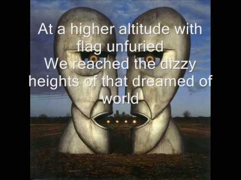 Pink Floyd-High Hopes-with Lyrics