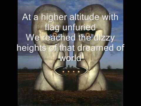 Pink Floyd-High Hopes-with Lyrics