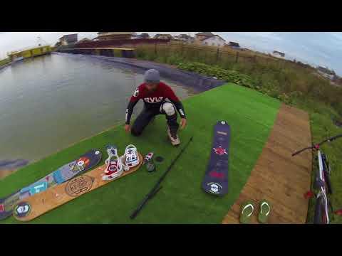 Смотреть Russia Snow Wake Rider 1 - Сноуборды против воды! СПБ 2017 онлайн