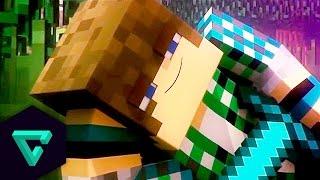 "Minecraft Song ""Friends"" (Minecraft Song by Minecraft Jams) Minecraft Animation"