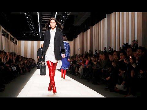 Fendi   Fall Winter 2017/2018 Full Fashion Show   Exclusive