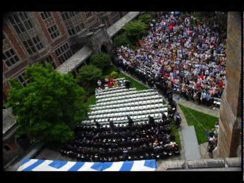 Yale Law School Commencement Procession II