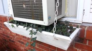 Asheville Local Movers: Window Planter Box Ideas