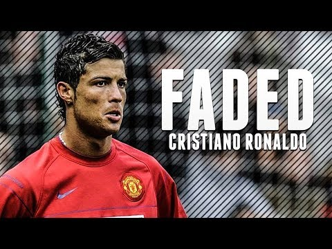 Cristiano Ronaldo ► Alan Walker   Faded ◄ Manchester United | Skills & Goals | HD