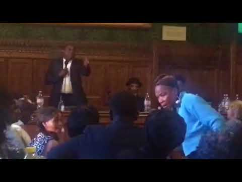 The #Windrush Generation's legal right to live in the UK David Lammy MP on 19 April 2018 Extract