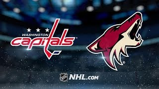 Washington Capitals vs Arizona Coyotes | Dec.06, 2018 | Game Highlights | NHL 2018/19 | Обзор матча