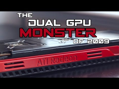 The Dual GPU Monster of 2009 - HD 5970 - 2017 Performance Review