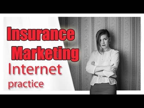 Insurance marketing  - internet prectice and tips