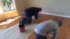 Hardwood Floor Refinishing and Recoating