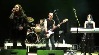 Incarnadine Coven - Uninvited (Alanis Morissette cover) live
