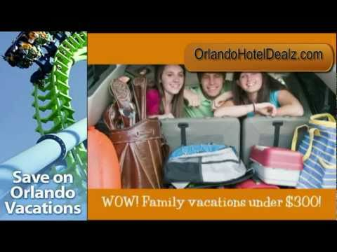 Orlando Florida Area Closest Beach Front Accommodations & Family Vacation Package Deals