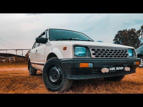 Daihatsu Charade 1984 (Full Review)