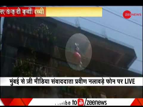 Mumbai: Minor girl jumps from 4th floor to save herself molestation