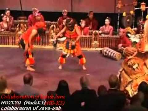 """BALINESE & JAVANESE """"COLLABORATION MUSIC&DANCE""""Barong And Reog""""RED CAT Los Angeles(HD-K5)"""