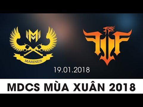 [19.01.2018] GAM vs FFQ game 1 [VCS Spring 2018] GIGABYTE Marines vs Friends Forever